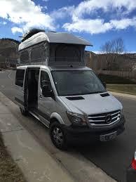 Colorado Campervan Top Wanderweg Van