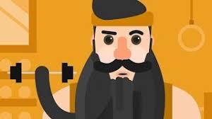 Bearded Gospel Men Book Trailer Add A Comment Year Of Living Prayerfully