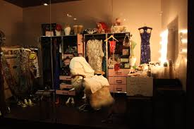 Broadway Lighted Vanity Makeup Desk 2010 by Fitting Room Backstage Google 검색 Environment Backstage