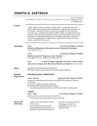 Uk Resume Example Free Resumes Templates A Curriculum Vitae Format Download
