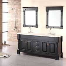 Allen And Roth Bathroom Vanities by Design Element Solid Wood Double Sink Bathroom Vanity Allen Roth