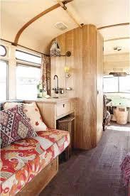 Best RV Camper Interior Design For Travel Trailer 2