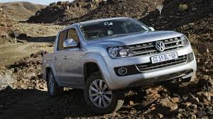 BBC - Autos - Tackling Namibia In The Amarok