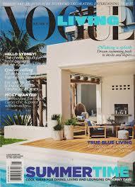 100 Home Ideas Magazine Australia Amazoncom VOGUE LIVING AUSTRALIA JANFEB 2013