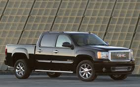 SPORT TRUCK MODIF: New GMC Trucks Sierra Denali 2009
