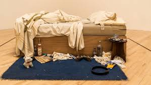 Tracey Emin My Bed by Tracey Emin My Bed Tate Britain London May 2016 Youtube