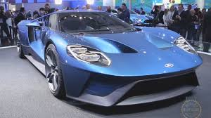 2017 Ford GT Takes Advanced Racing Tech To The Street (+VIDEO ...