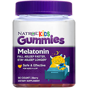 Natrol Kids Melatonin Gummies Supplements - 90ct