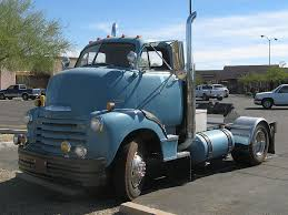 Chevrolet Vintage Trucks - Cab Over Engine Chev COE Truck | COE ...