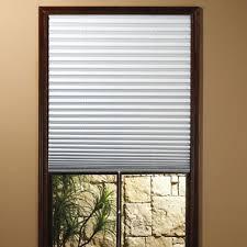 Boscovs Blackout Curtains by 1 2 3 Temporary Vinyl 1in Pleated Shade 36x75 Boscov U0027s