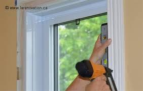 poser un cadrage de fenêtre à l ancienne