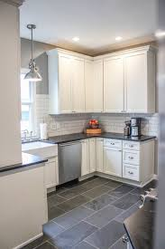 Best Floor For Kitchen And Living Room by Best 25 Grey Kitchen Floor Ideas On Pinterest Grey Tile Floor