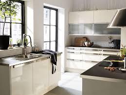White Black Kitchen Design Ideas by Ikea Small Kitchen Design Ideas Best Kitchen Designs