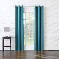 sun zero millennial arya room darkening grommet curtain panel