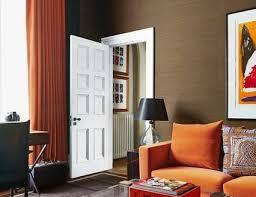Miraculous 15 Lively Orange Living Room Design Ideas Rilane
