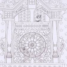 Hengsong Secret Garden An Inky Treasure Hunt And Coloring Book Time Travel 24 Pages Chinese 3372 3817596 4 Zoom 500x500