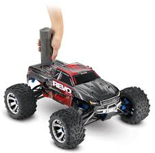 100 Revo Rc Truck Traxxas 33 110 4WD Nitro Monster One Stop