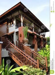 100 Thai Modern House Style Set Amid Magnificent Vegetation