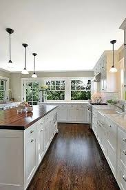 White Kitchen Cabinets With Dark Floors Waffles Recipe Kitchens And Subway Tiles Off
