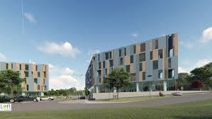 100 Loft 44 First Resi Units At Green Apartments Nearing