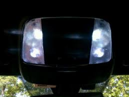 has anyone changed interior lights to led s in 2011 2012