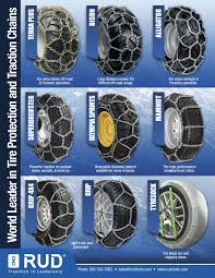 RUD Tire Chains