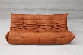 canapé cuir fauve canap cuir marron vintage fabulous canap cuir marron vintage with