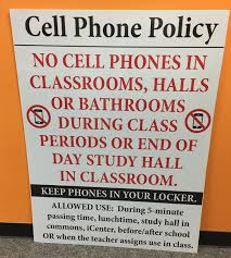 100 Knight Trucking School Banning Cellphones In Classrooms Is Helping Students Be Less