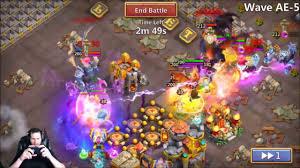 Castle Clash Pumpkin Duke Best Traits by Jt U0027s Main Hbm Here Be Monsters Ae With Moltanica Castle Clash