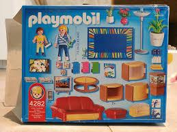 playmobil 5335 esszimmer zimmer 4289 arbeitszimmer büro