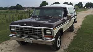 1978 Ford F-350 Trailer Special Pickup Truck - YouTube