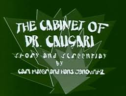 The Cabinet Of Doctor Caligari Youtube by The Cabinet Of Dr Caligari 1920 The Unaffiliated Critic