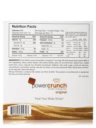 Power Crunch Original Protein Energy Bar Salted Caramel