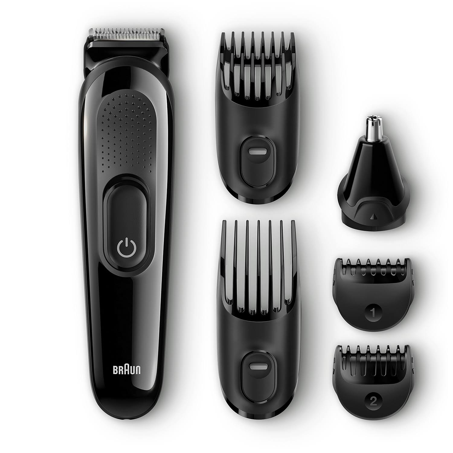 Braun 6 In 1 Face & Head Trimming Kit