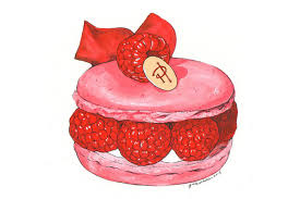 Illustrated Pastry