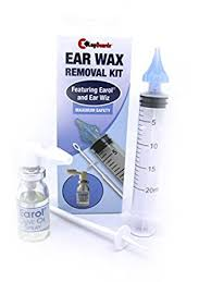 lugguards皰 aculife ear wax removal syringe with earol皰 earwiz