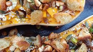 tendresse en cuisine butternut au chavignol et graines la tendresse en cuisine