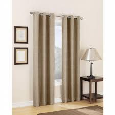 jaclyn smith dean thermal lined grommet window panel shop your