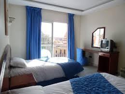 chambre bleu nuit salon marocain bleu nuit