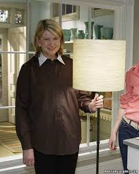Concord Lamp And Shade by Make A Lamp Shade Martha Stewart
