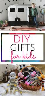Adorable DIY Christmas Gifts For Kids Ideas Gift