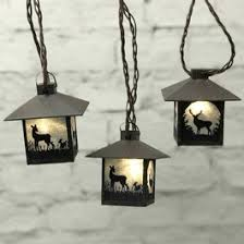 Hunting Fishing & Camping Party & String Lights Shop line Now