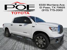 Used 2013 Toyota Tundra 4x4 V8 For Sale In El Paso, TX   VIN ... Craigslist El Paso Tx Cars And Trucks Best Of Port Arthur Lifted For Sale In Texas Used For Certified Car Dealers Near Tx Selfdriving Are Now Running Between And California Wired Peterbilt On Buyllsearch 2013 Freightliner Cascadia 125 Sleeper Semi Truck 472393 7320 Alameda Ave 79915 Terminal Property Las Cruces Nm Ll Auto Sales Tow Insurance Pathway Toyota Tundra 4x4 V8 In Vin Elijah Sanchez Anthony Arellano Had Marijuana Ice