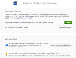 bureau à distance chrome bureau à distance chrome version finale les infos de ballajack