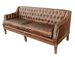 loon peak pinesdale leather sofa reviews wayfair
