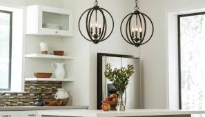 lighting cool kitchen island lights black awesome rubbed