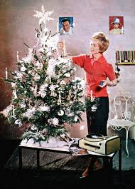 Twinkling Christmas Tree Lights Canada by Twinkling Christmas Lights Margriet Dutch December 1960 Trees