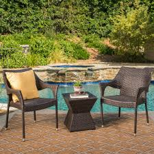 Arlington Outdoor 3-Piece Square Wicker Chat Set By ... Modern Rustic 5piece Counter Height Ding Set Table With Storage Shelves Arlington House Trestle With 2 Upholstered Host Chairs Side And Bench Slat Back All Noble Patio Round Wicker Outdoor Multibrown Details About Delacora Webd48wai 5 Piece Steel Framed Barnwood Conference Room Tables 10 Styles To Choose From Ubiq Imagio Home 3piece Drop Leaf Black Leg 4 Best Spring Brunches Argos Tribeca Oak Two Farmhouse Pine Action Charcoal Liberty Fniture Industries Spindle Chair Of