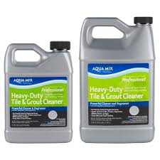 aqua mix 10382 heavy duty tile grout cleaner concentrate ebay