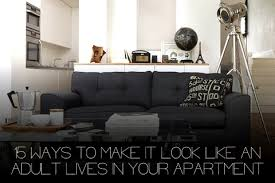 Decorating Tips For Men Ways To Make Apartment Look More Adult